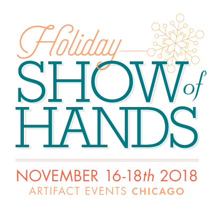 Driftless Magazine will be participating in the Show of Hands spring fair in Chicago, Illinois.