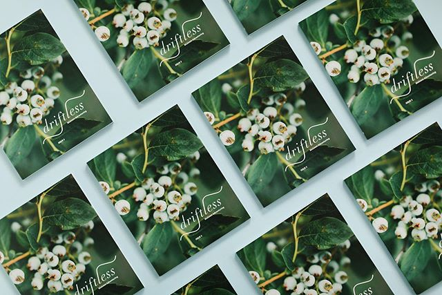 Issue 3, our 2015 Spring + Summer edition, is filled with must-try recipes, an inspiring midwest road trip adventure, and gorgeous photos from an Indiana flower farm. We have only a few copies of this issue left before it's out of print! You can purchase one in our online shop. #bedriftless  Cover photo by @evanperigo. Tap to see all of our contributors and visit our website to read their bios and find links to their work.