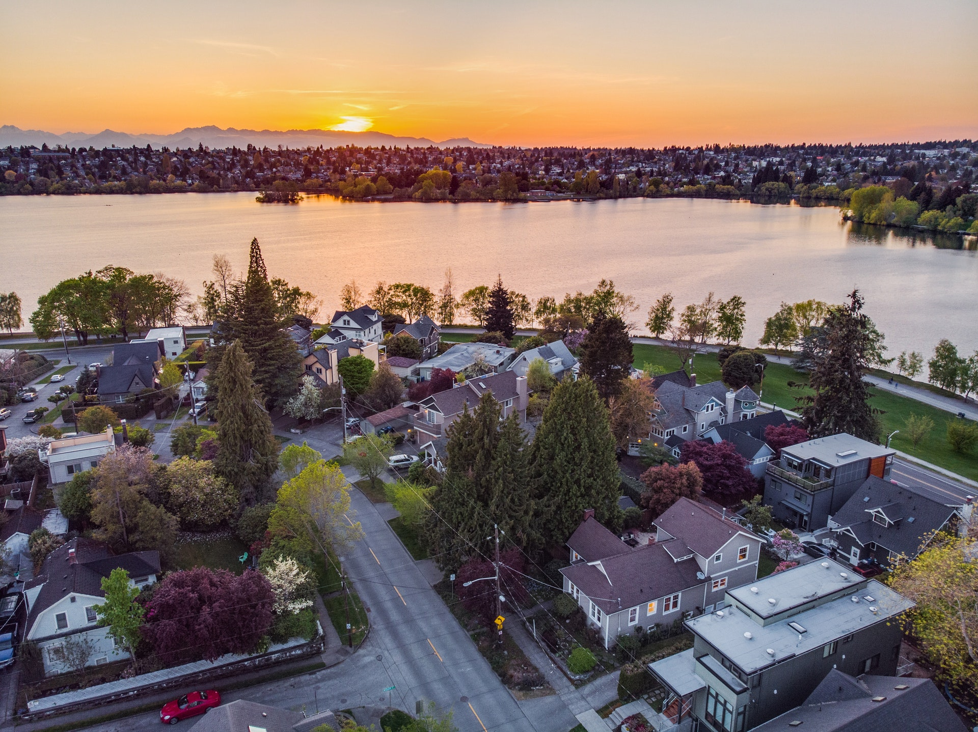 By the Numbers - At $2.2 million, the average residential waterfront selling price in North Seattle was more than double the median price of $1.04 million, skewed by four Laurelhurst homes that sold for $4.6 million to $11 million.