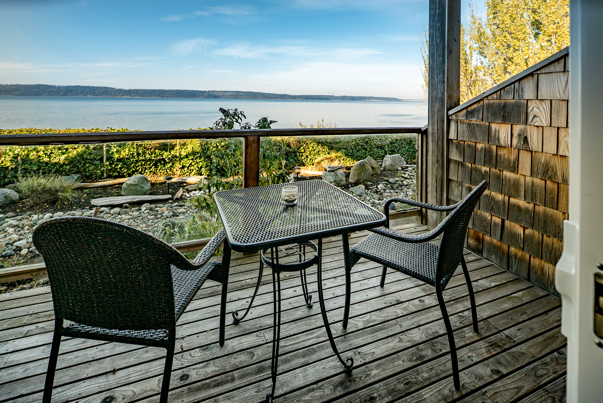 By the Numbers - The average and median waterfront selling prices among these RSIR-listed homes were $825,000 and $779,500, respectively, while the average and median waterfront selling prices among all 84 waterfront sales on Camano Island were respectively $702,000 and $621,500.