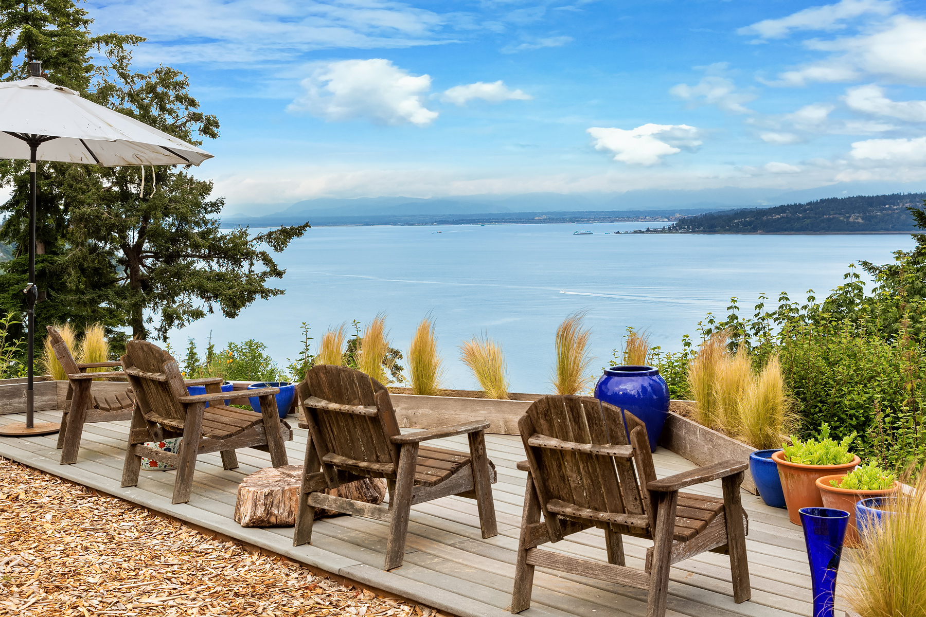 By the Numbers - The average and median waterfront selling prices among the three towns at South Whidbey Island were respectively $1.06 million and $872,500.
