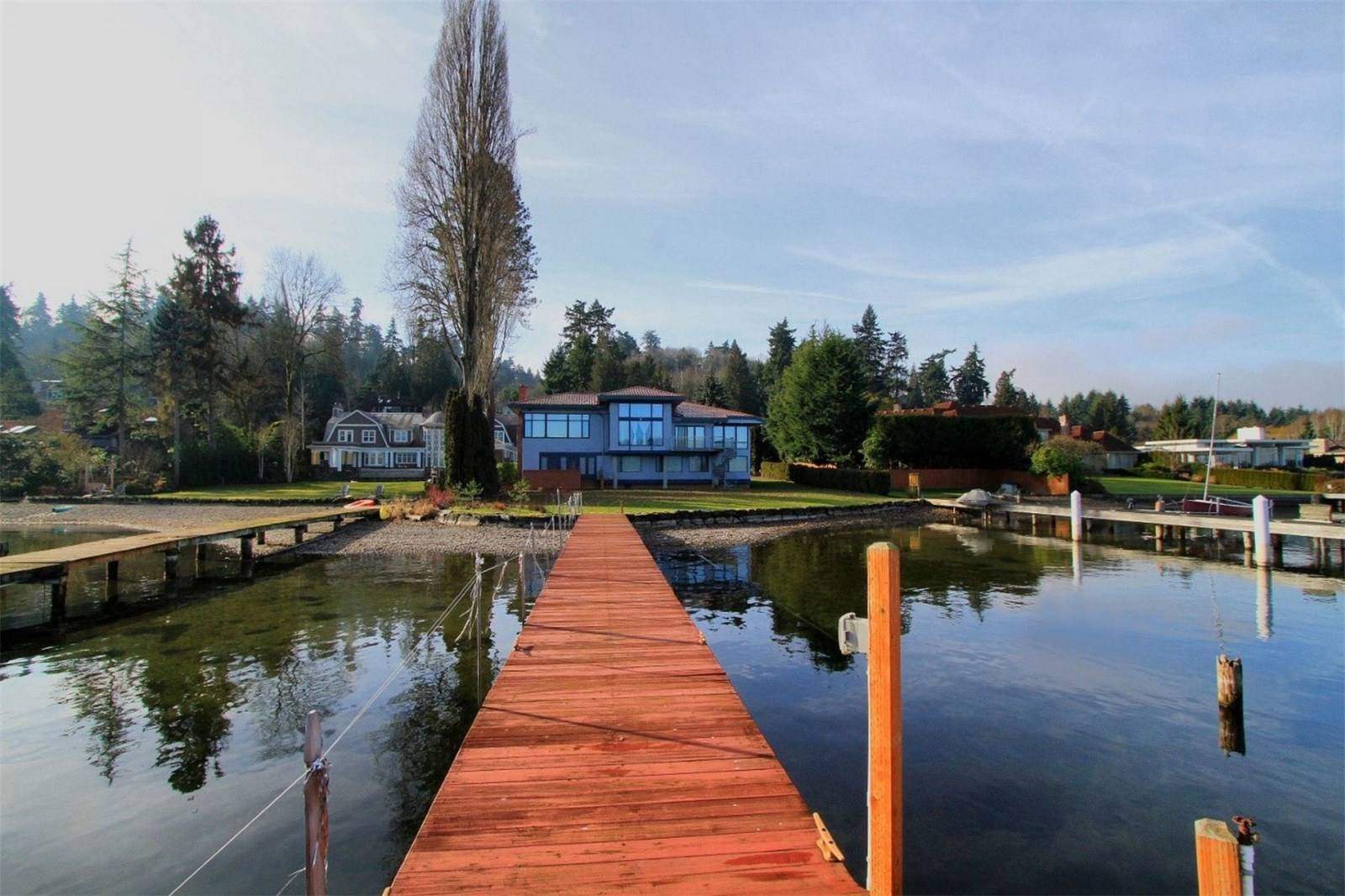 8468 Mercer Way, Mercer Island
