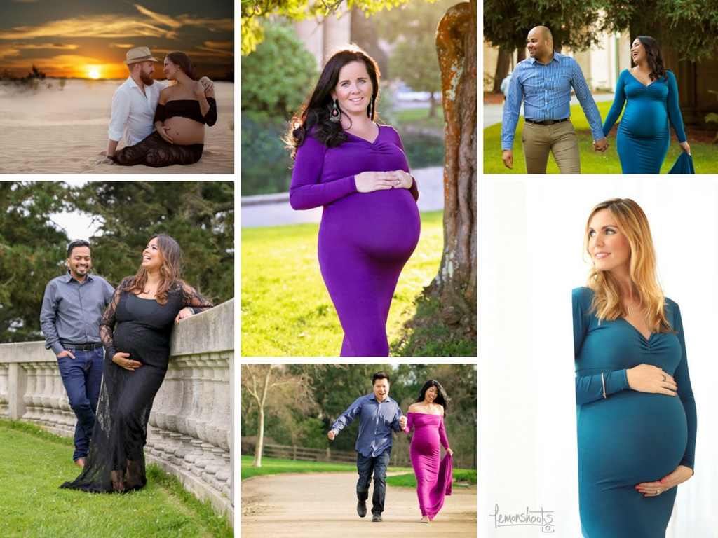 From perfectly posed photos to candid moments, your maternity photos will sure be something that will bring a smile to you and your loved ones