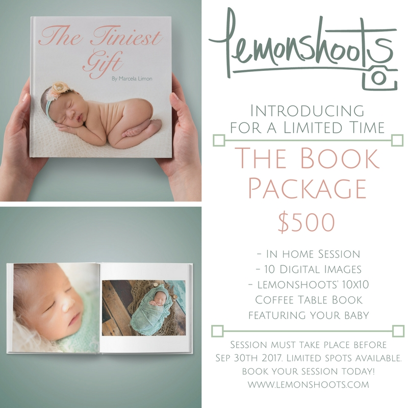 lemonshoots the book package description
