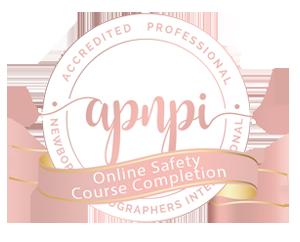 APNPI Newborn Safety Badge