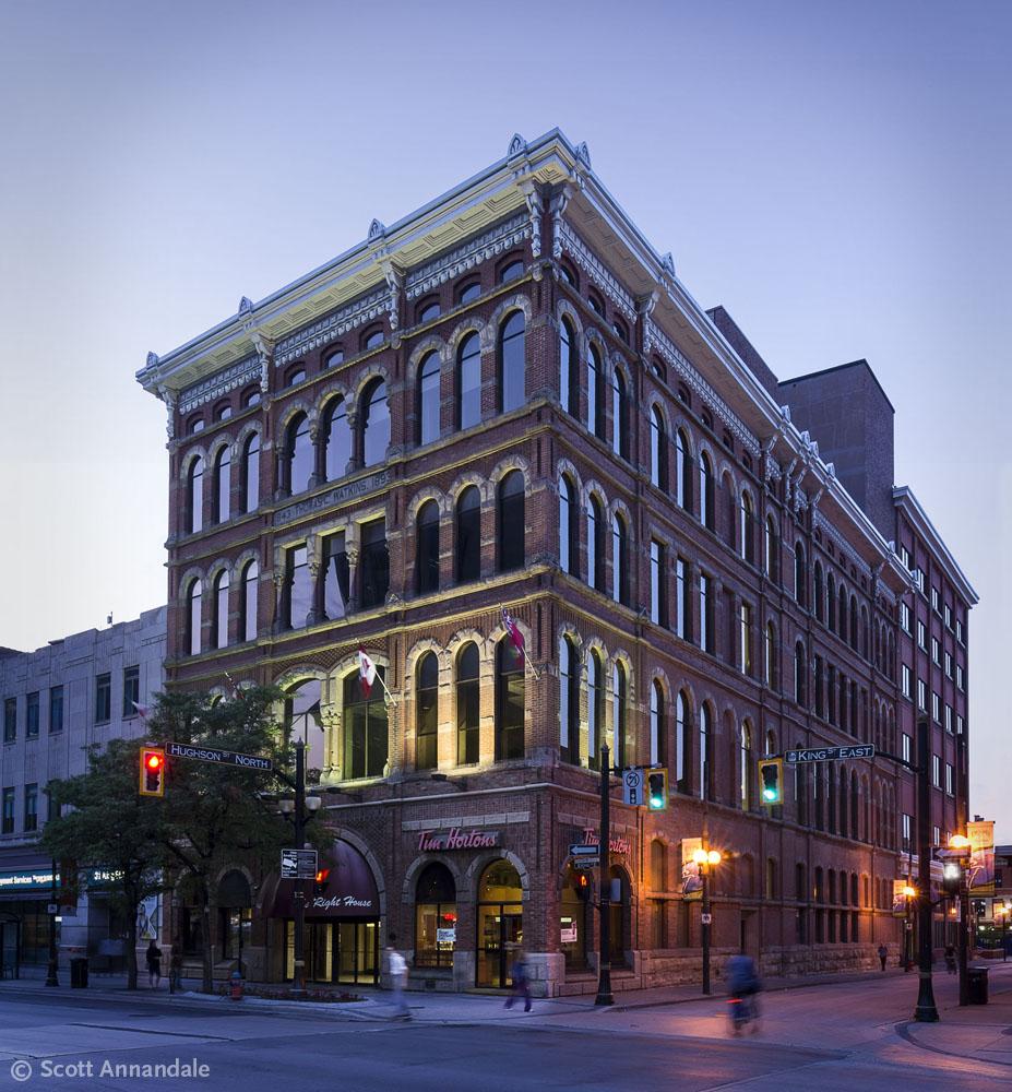The Right House, Hamilton