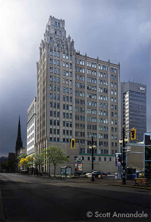The Pigott Building, Hamilton