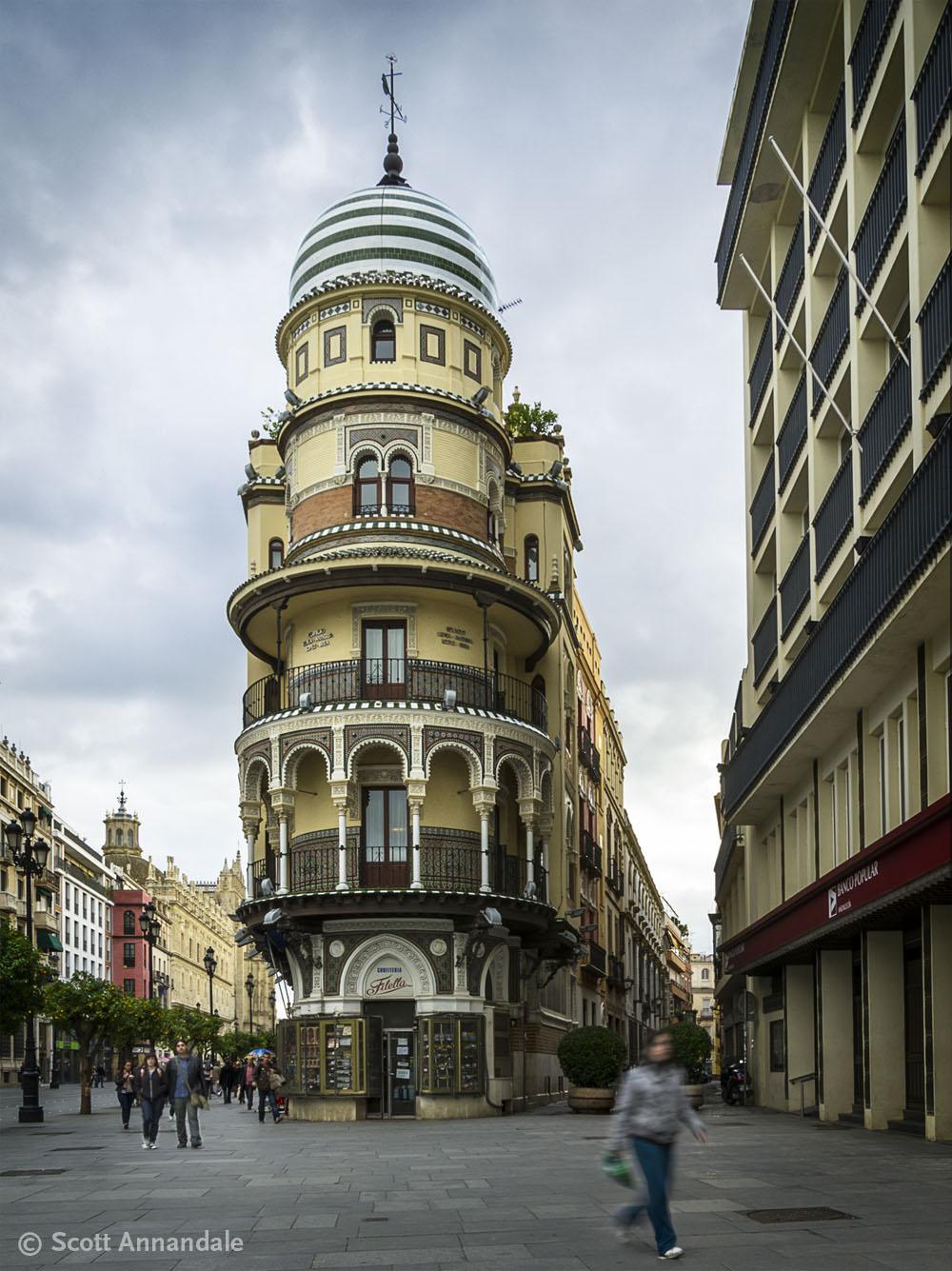 Adriatic Building, Sevilla