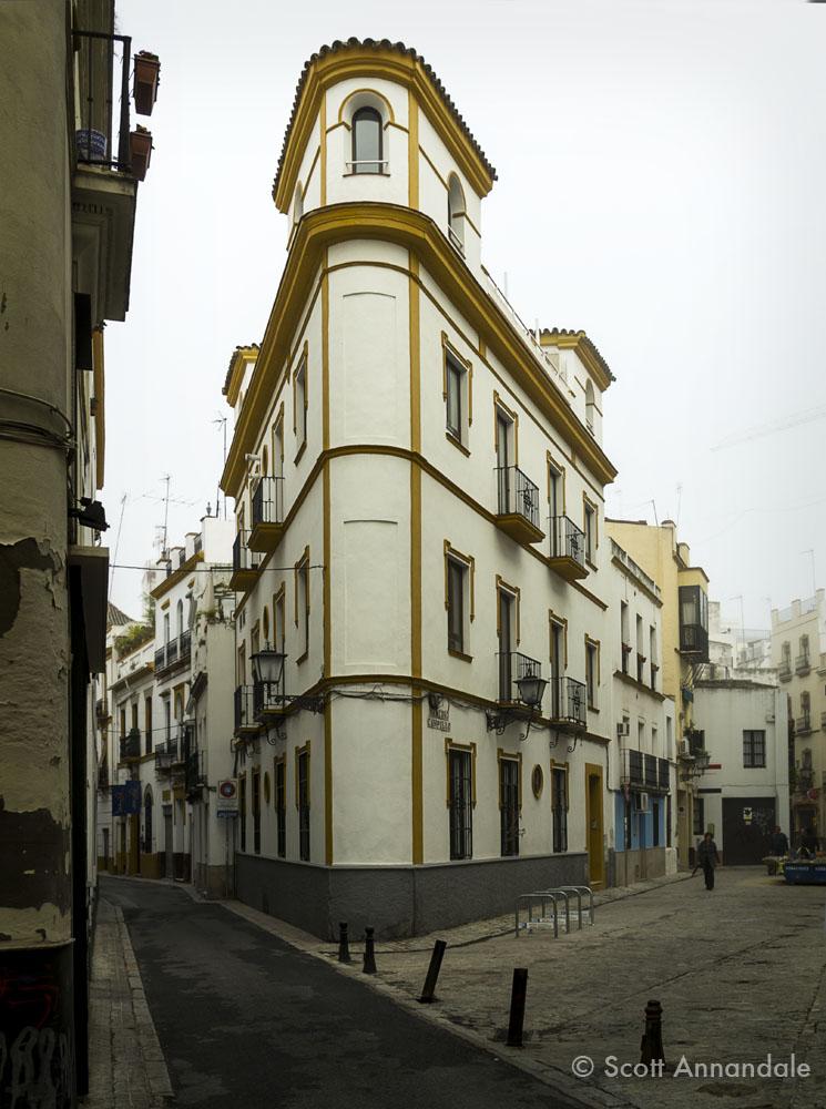 Calle Narciso Campillo, Sevilla