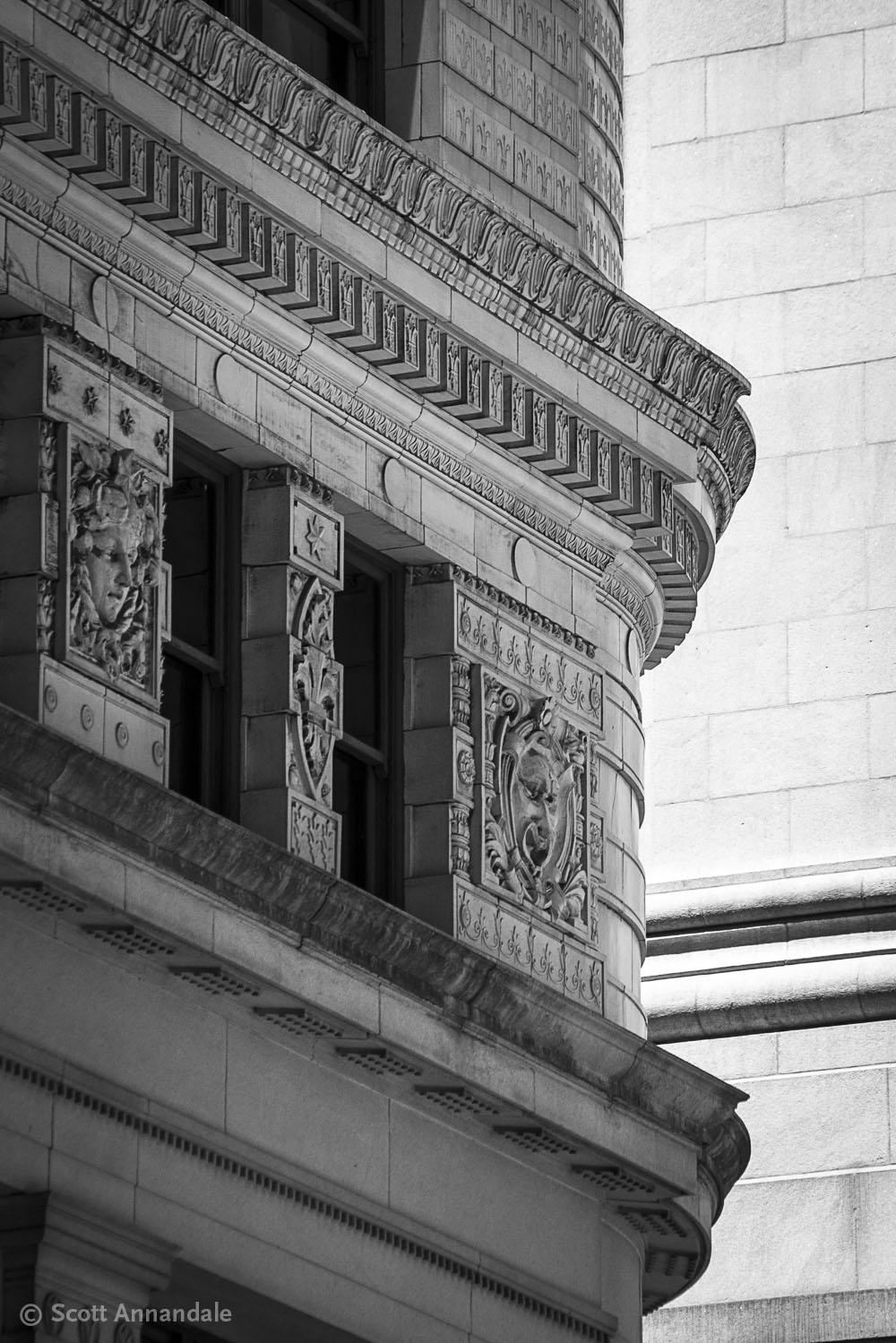 Detail, Burnham Center, Chicago