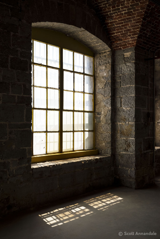 Window Detail, Kingston Penitentiary