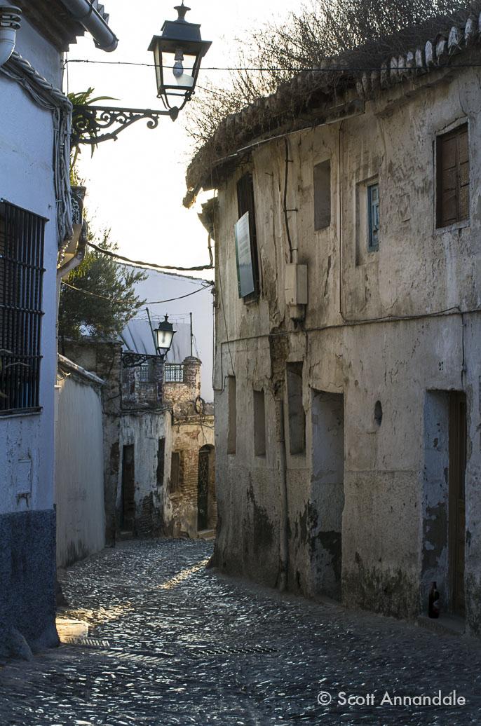 Calle Larga de San Cristóbal, Granada