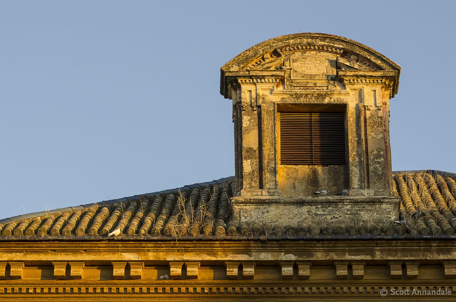 Rooftop, Sevilla