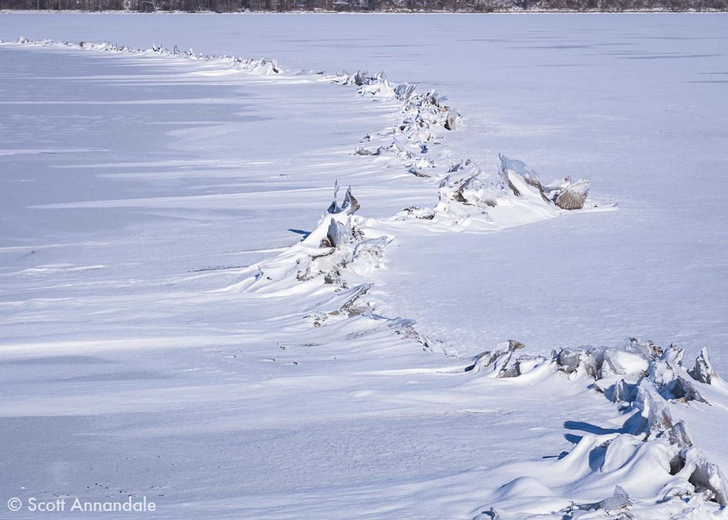 Ice Line, Hamilton