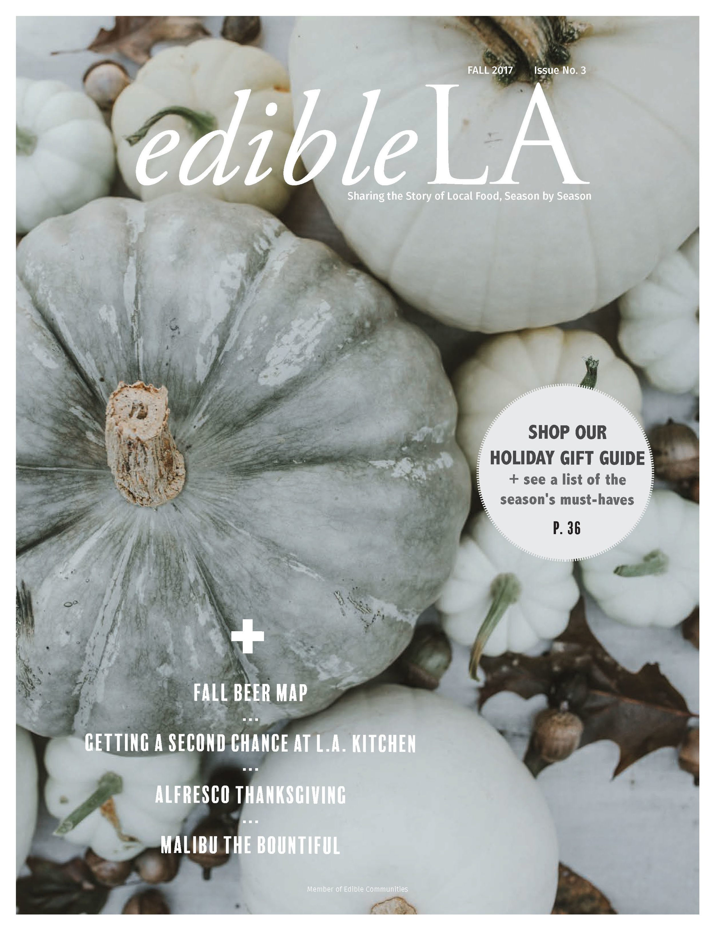 Imperfect Beauty - Edible LA Issue 3, Fall 2017