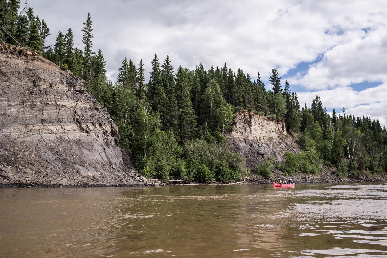 McMurray Métis canoe trip, July 2017.