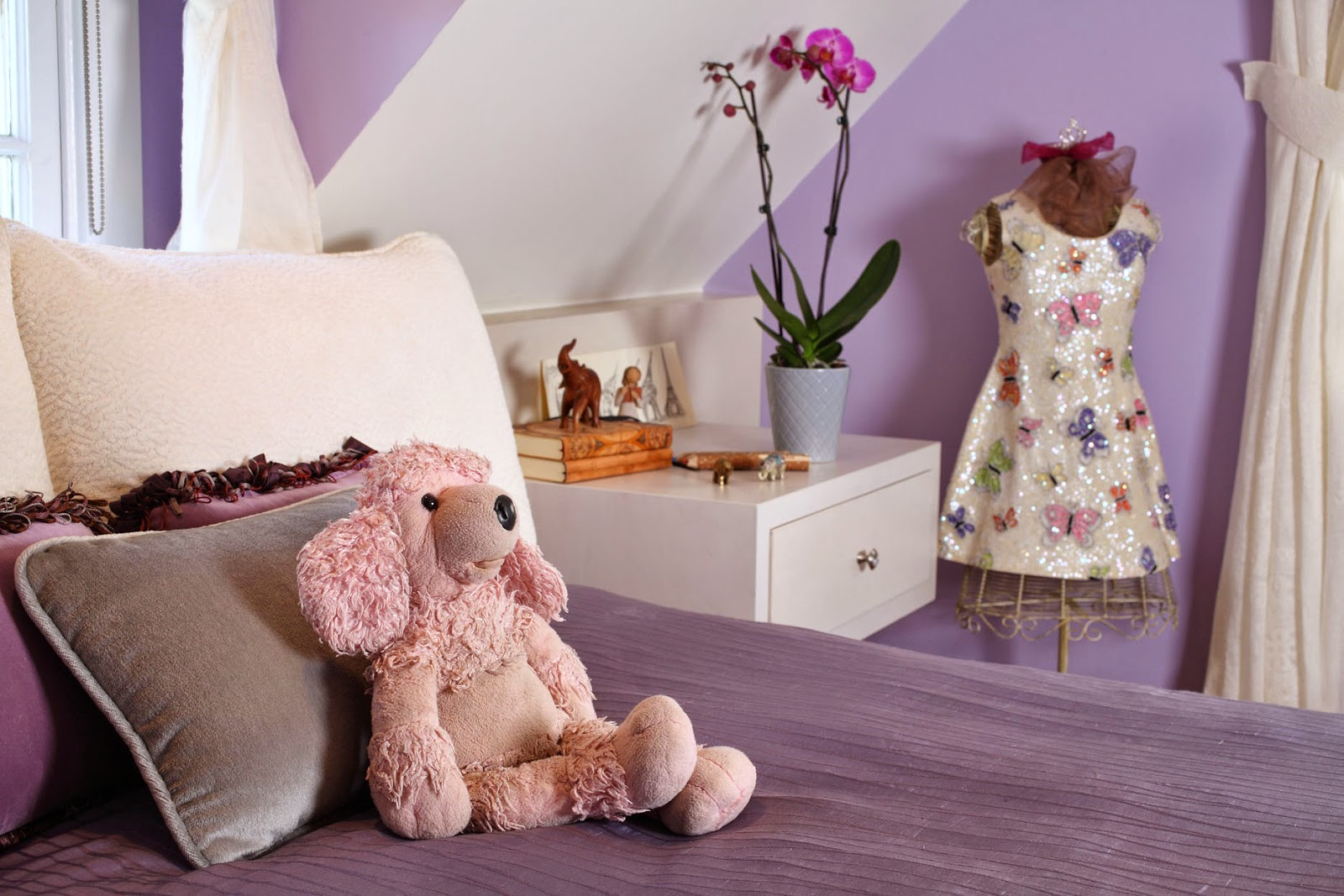 purple.bedroom.modern.storage