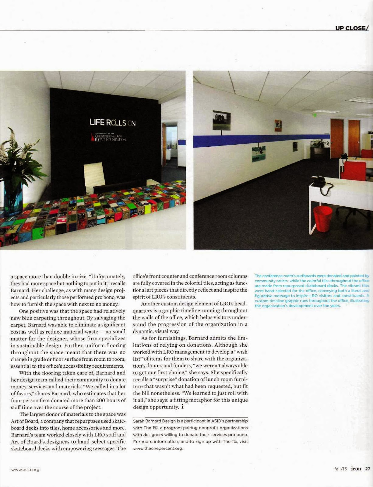 Commerical Office Interior Design Sarah Barnard Design Story