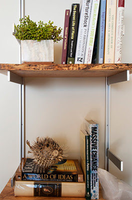 modern.bookshelf.style