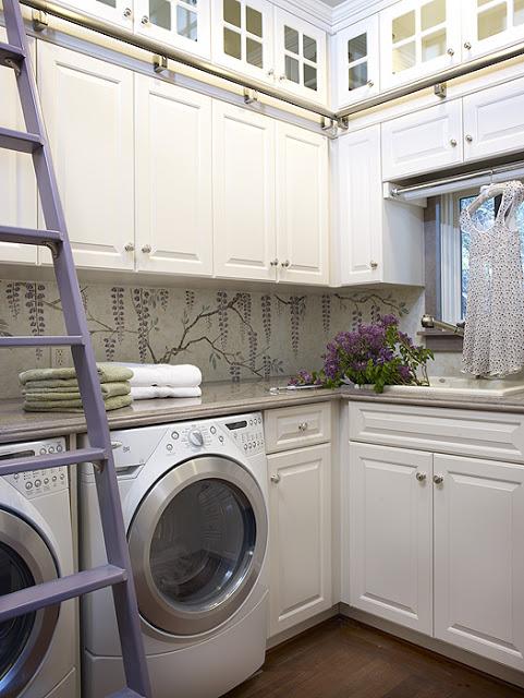 purple.organic.floral.laundryroom.remodel