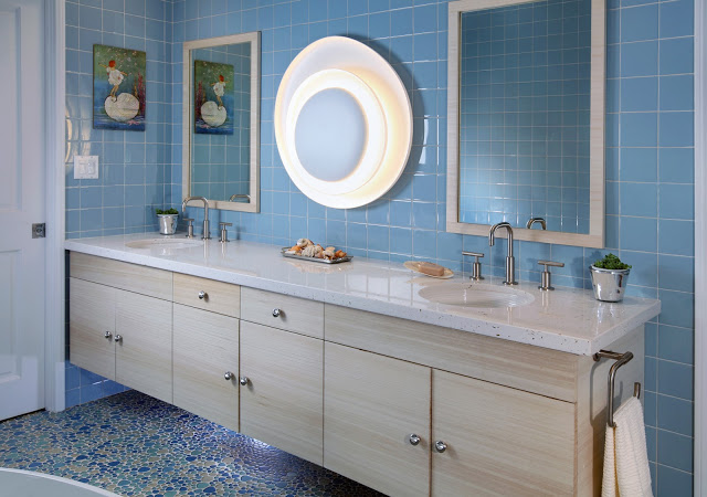 blue.bathroom.floating.vanity.remodel