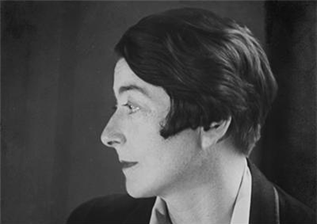 Portrait of Eileen Gray. c. 1910.  By Unknown .  Public Domain .