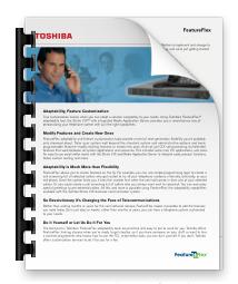 Feature Flex Data Sheet