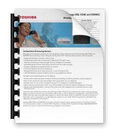 ES8, ES48 and ES96R2 Data Sheet