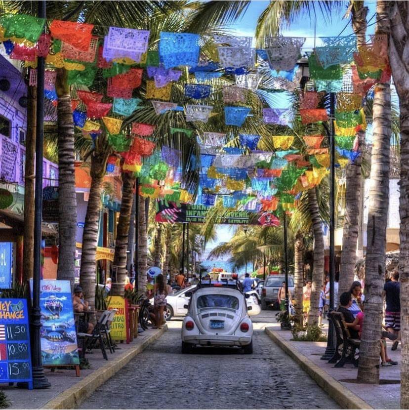 Sayulita MAGIC town. SO FUN. SO CUTE. Eating, shopping, beaches, surfing.