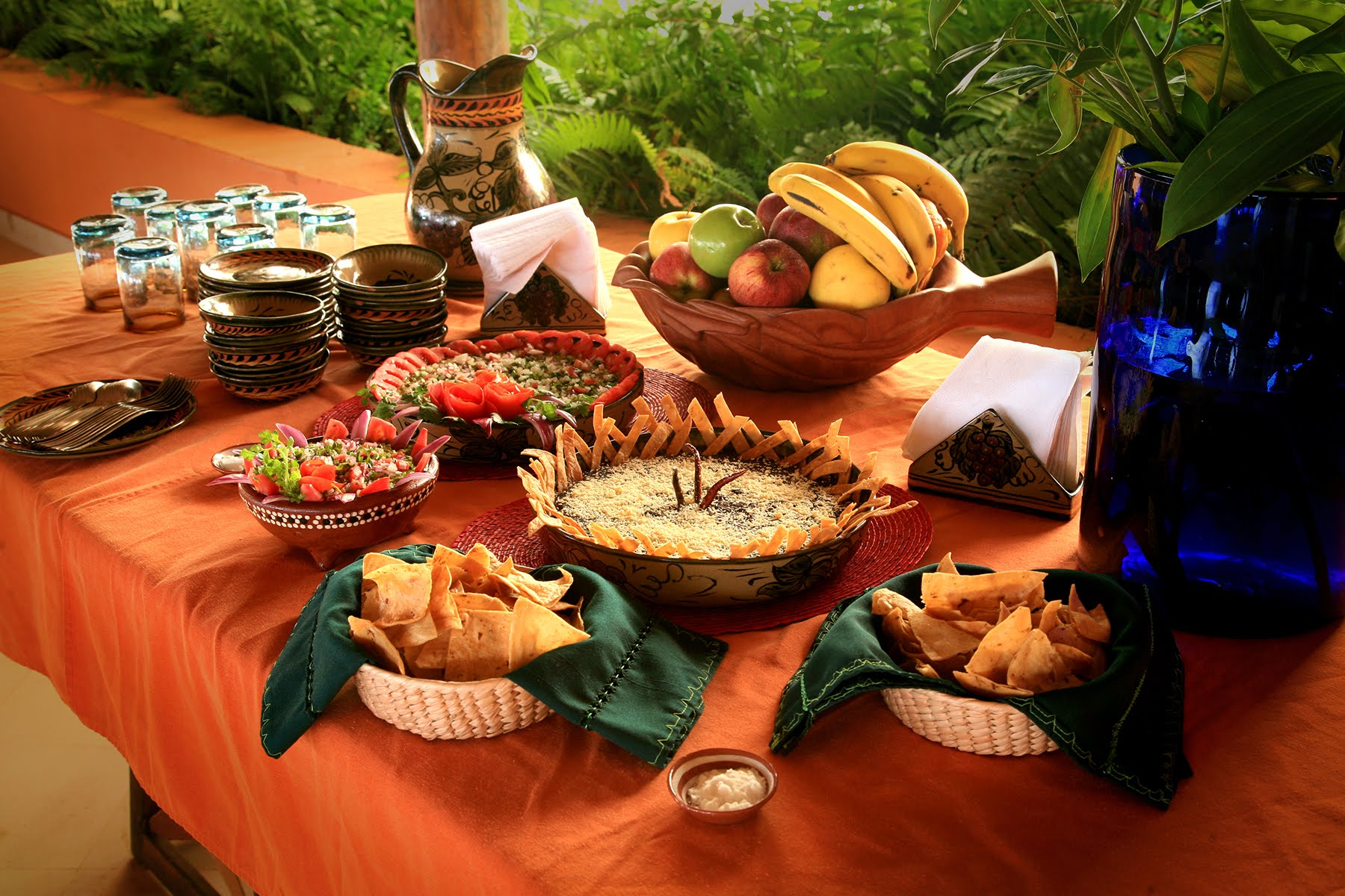 Haramara staff takes great pride in catering to all your dietary needs/ restrictions. All gluten free. Strict vegetarian/ vegan upon request.
