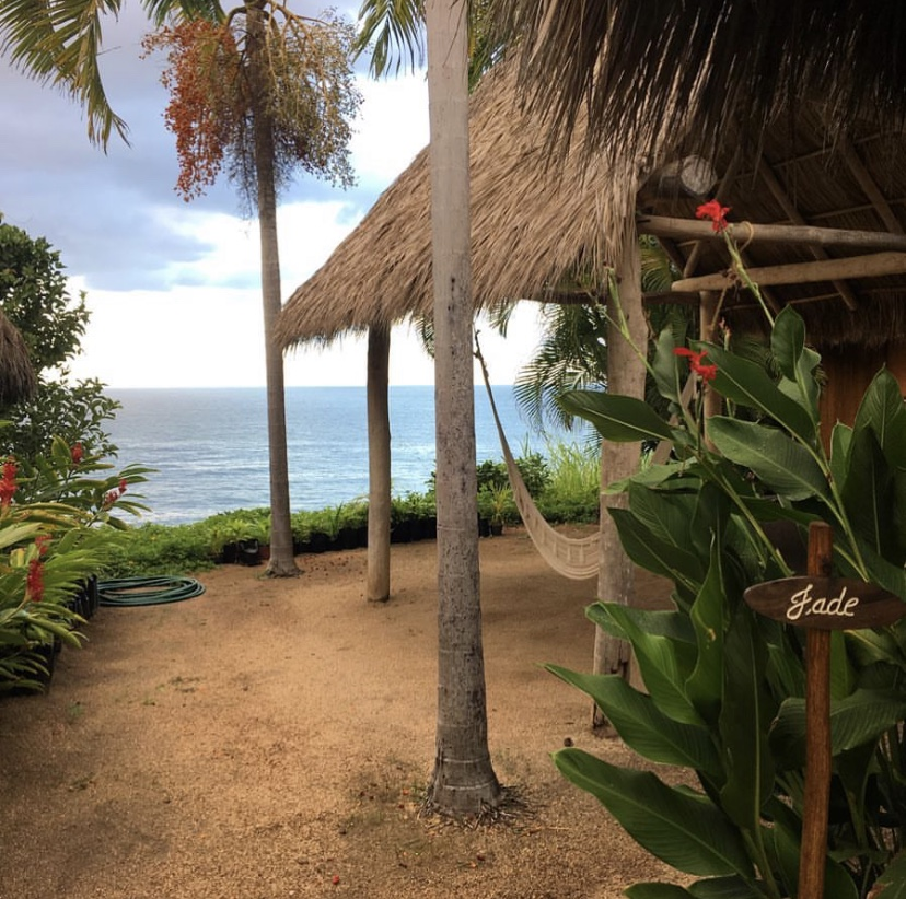 Looking to stay right down by the water? Limited availability, please ask ASAP! Lots of privacy and a nice little hike up the hill in the morning to warm up for morning practice.