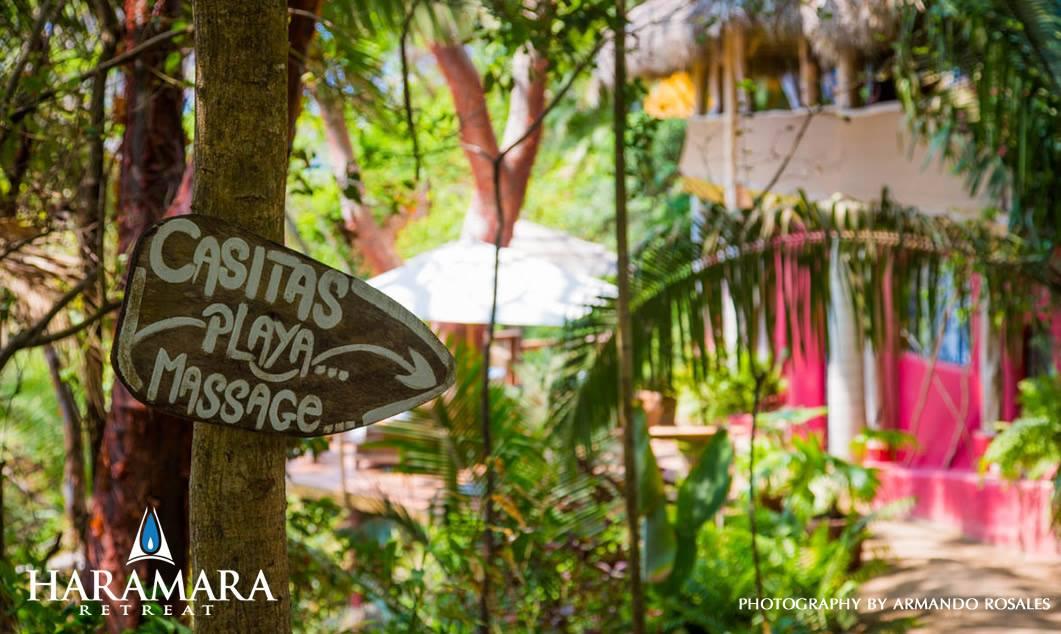 Haramara casita-massage sign.jpg