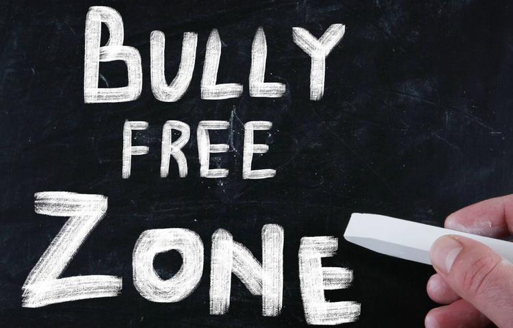 Bully free zone Kamikaze Punishment Foundation Edmonton.