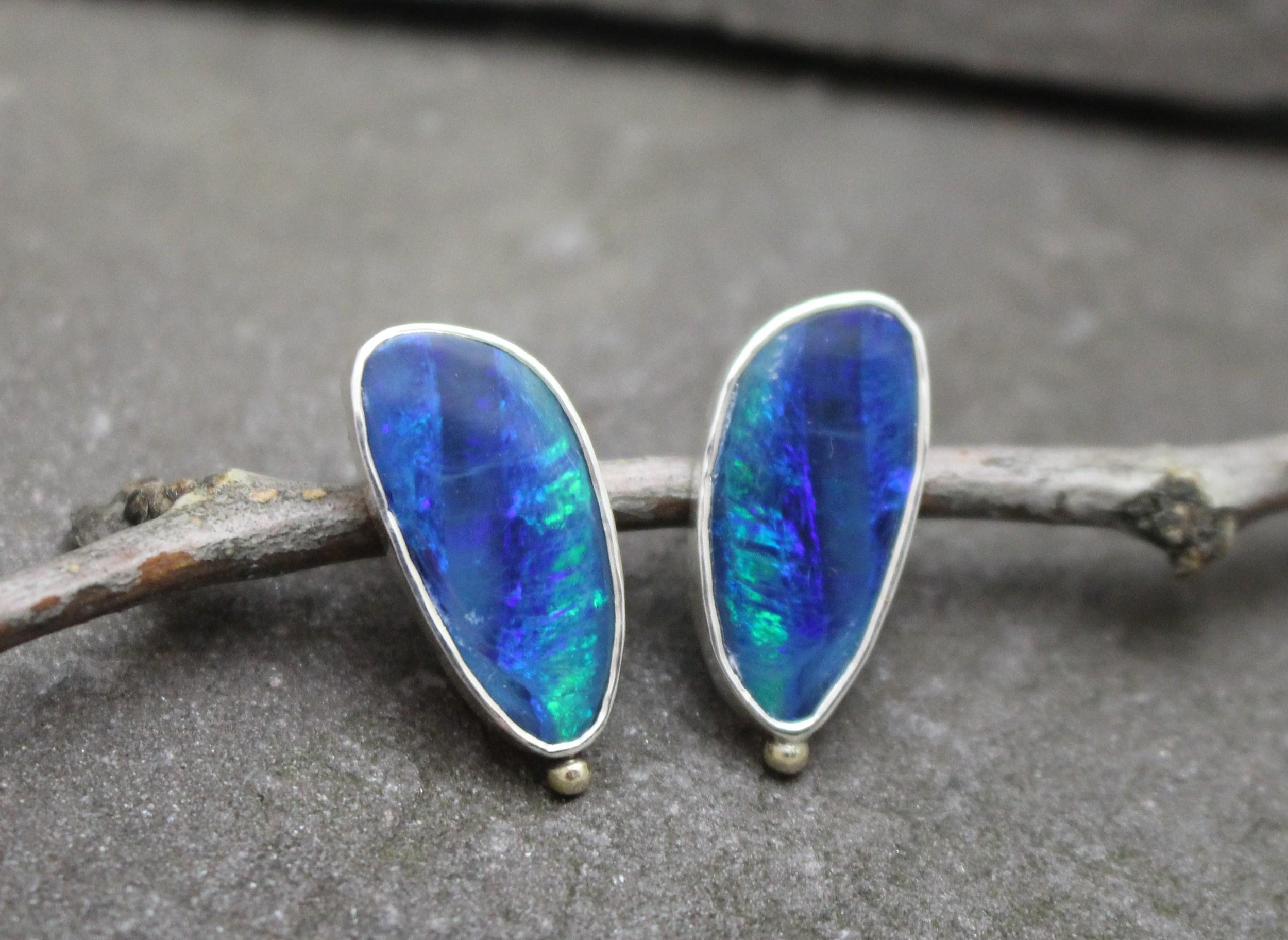 Boulder Opal Granule Posts