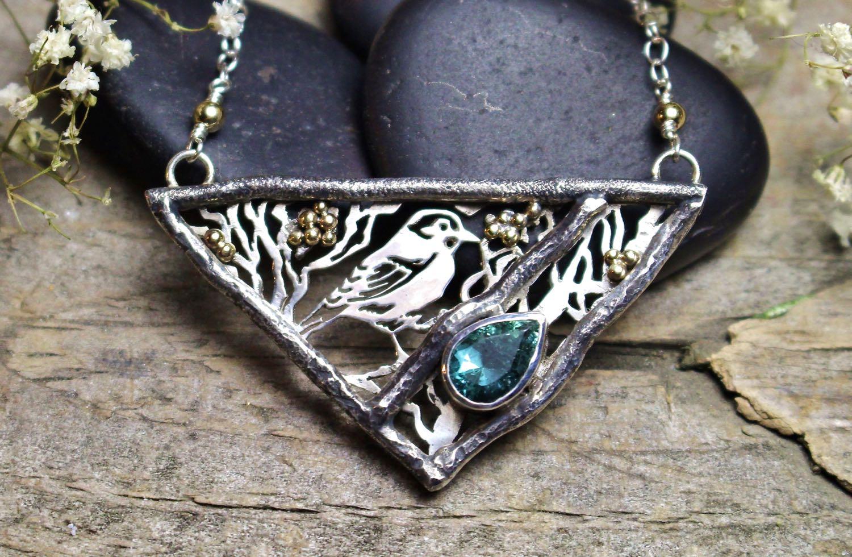 Cutout Bird Tourmaline Necklace 2.jpg