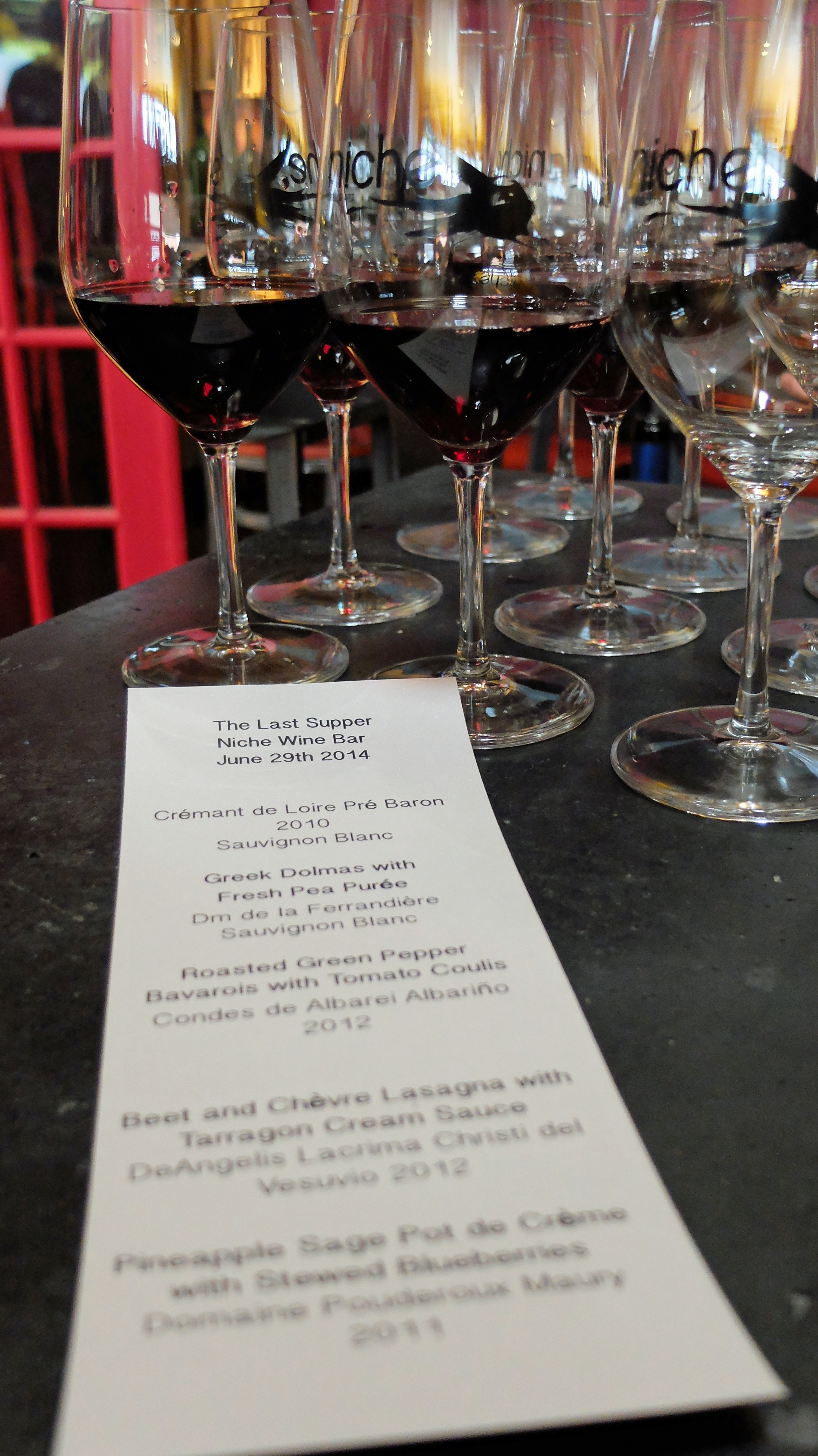 Niche - Wine with Event Courses - Boulanger 2014.jpg