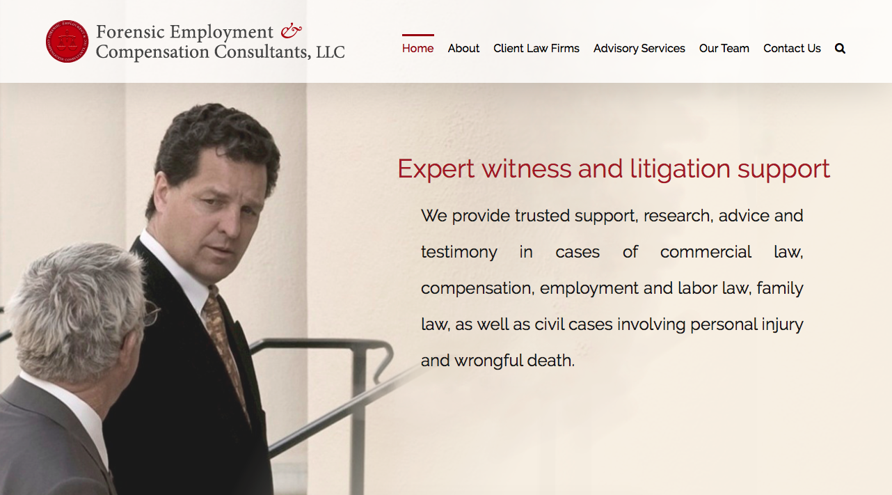 Forensic Employment & Compensation Consultants