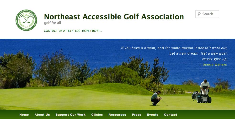 N.E. Accessible Golf Assn.