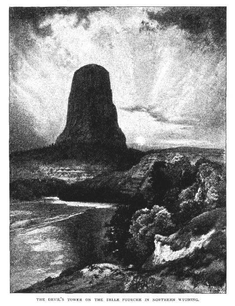 Thomas Moran, 1894