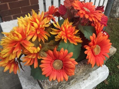 A lovely fall arrangement