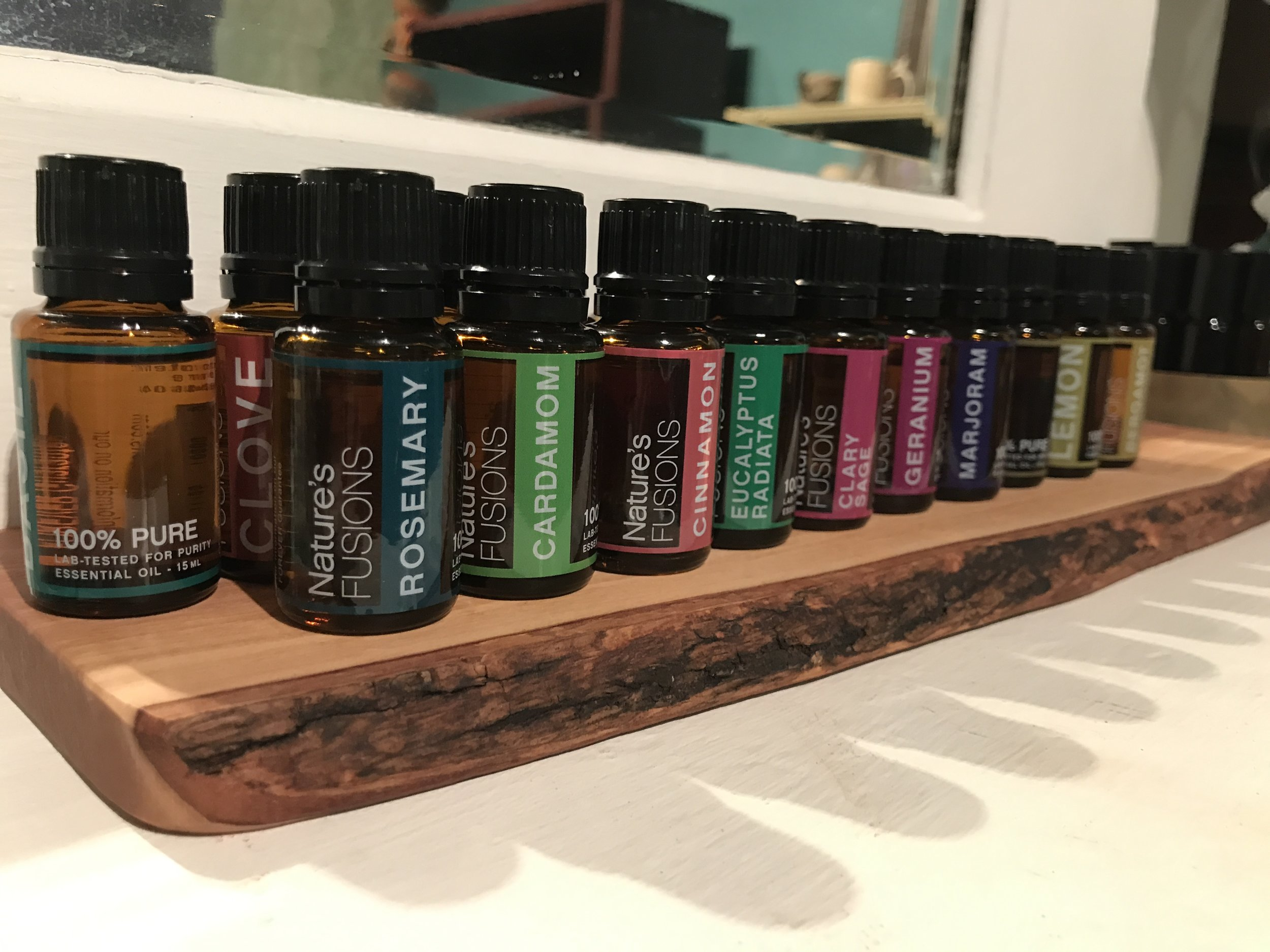 aromatherapy bar - essential oil recipes for you