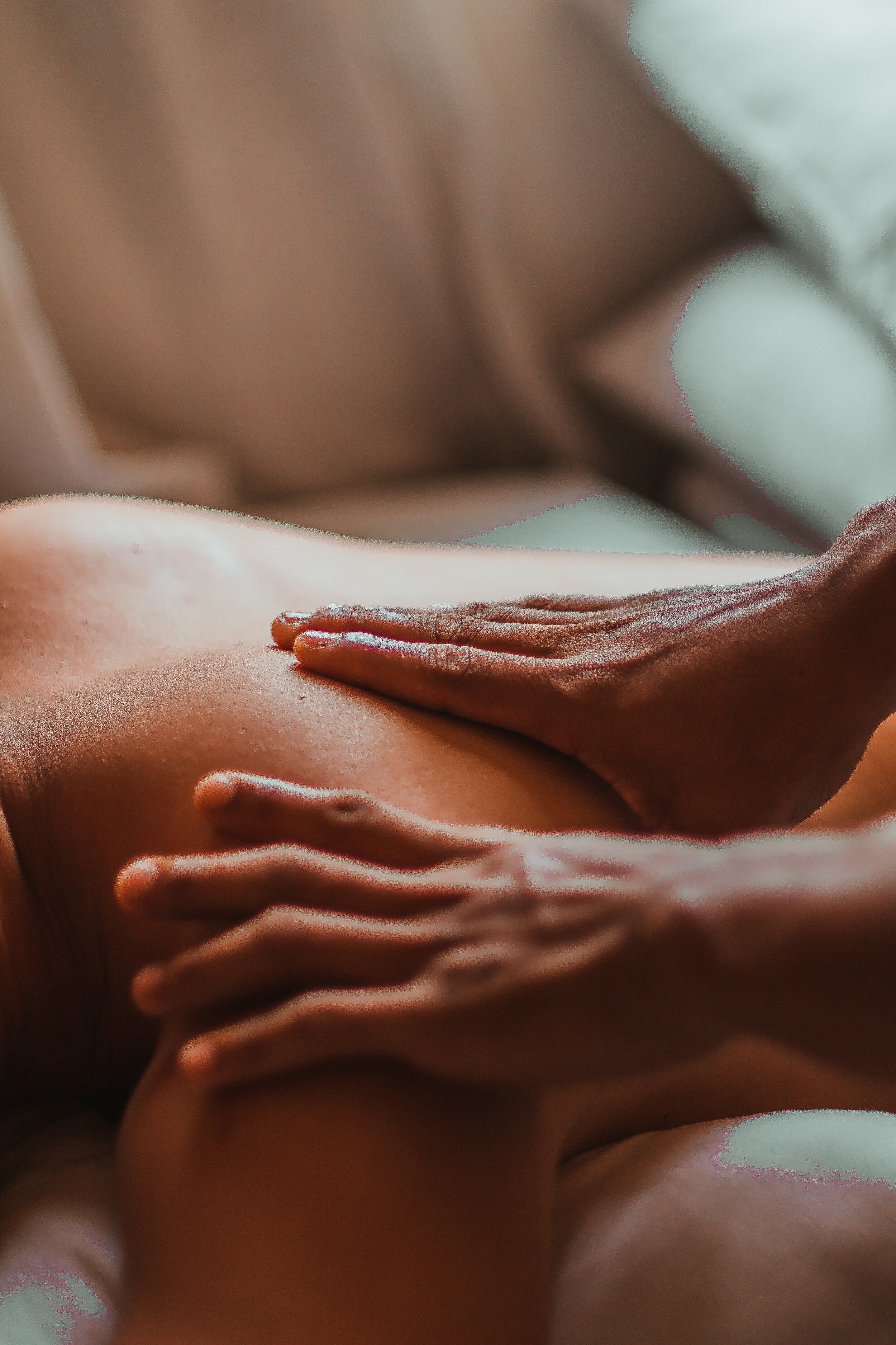 This could be you. Getting a massage. Feeling better. Come on now, make that appointment.