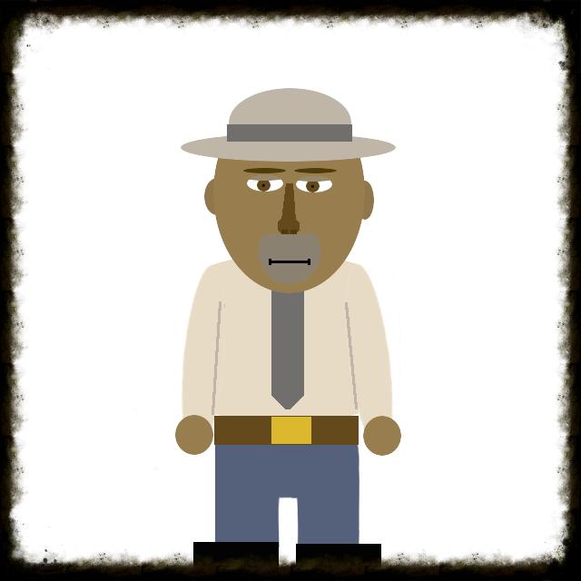 El detective Menso Morales /Read to Speak Spanish