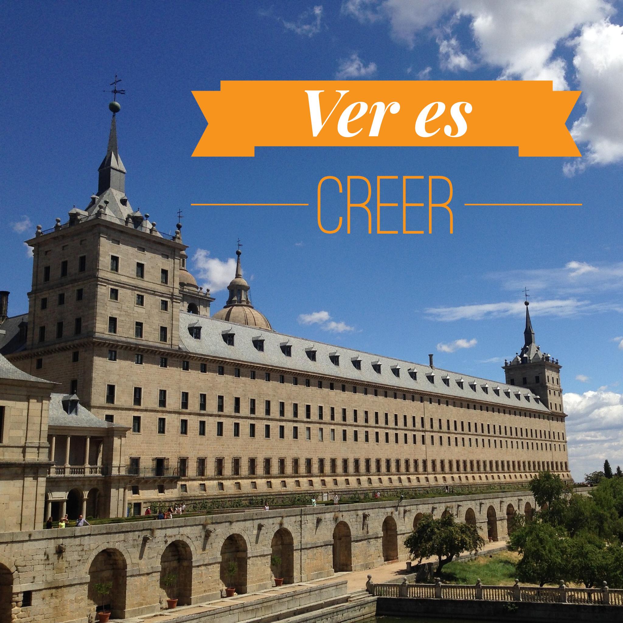 Read to Speak Spanish — El Escorial, España