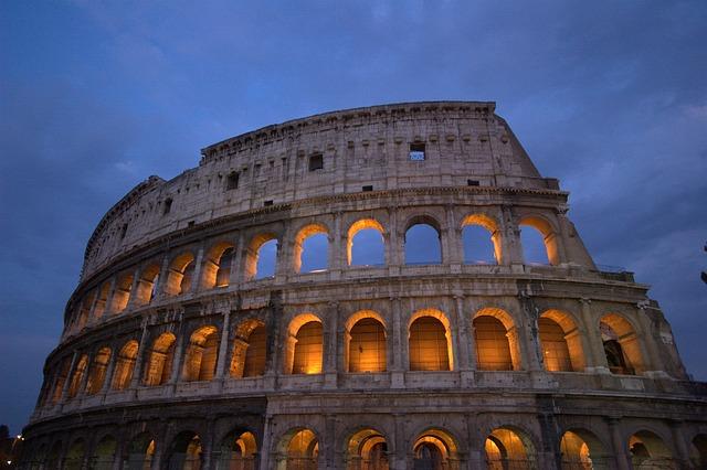 Read Spanish — El coliseo de Roma