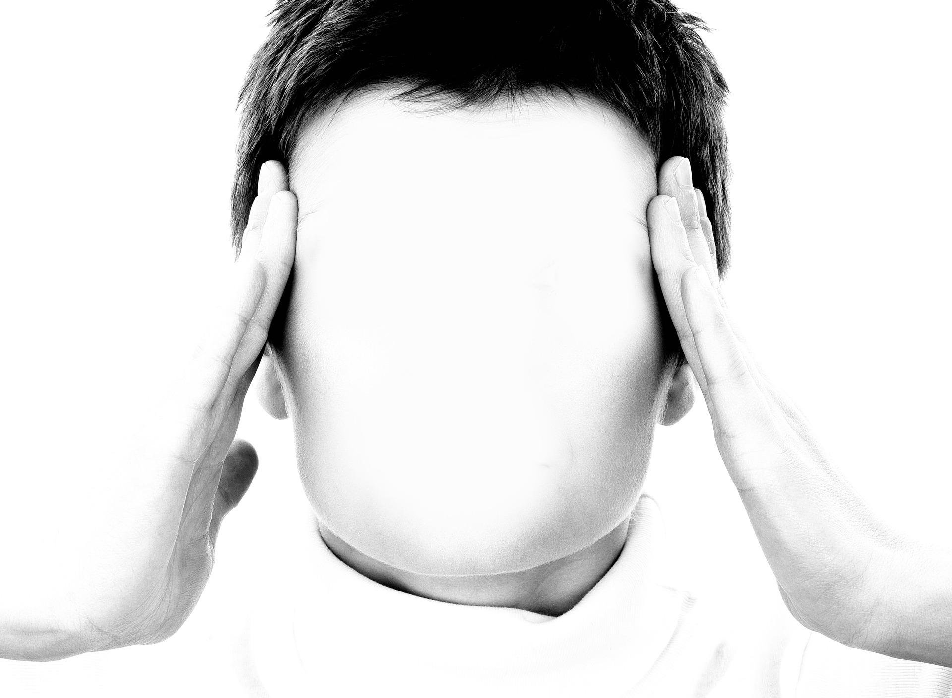 ¡Tengo un dolor de cabeza!