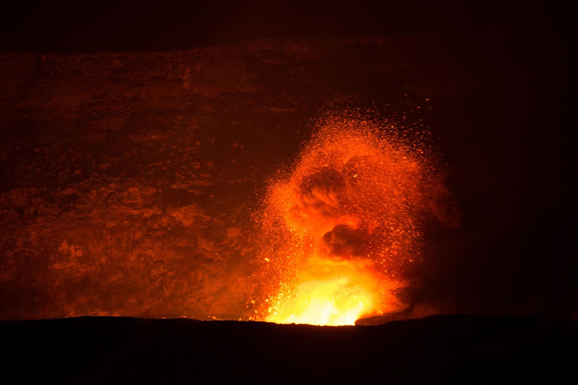La ciudad de Los Ángeles, California es conocido mundialmente por sus volcanes activos.