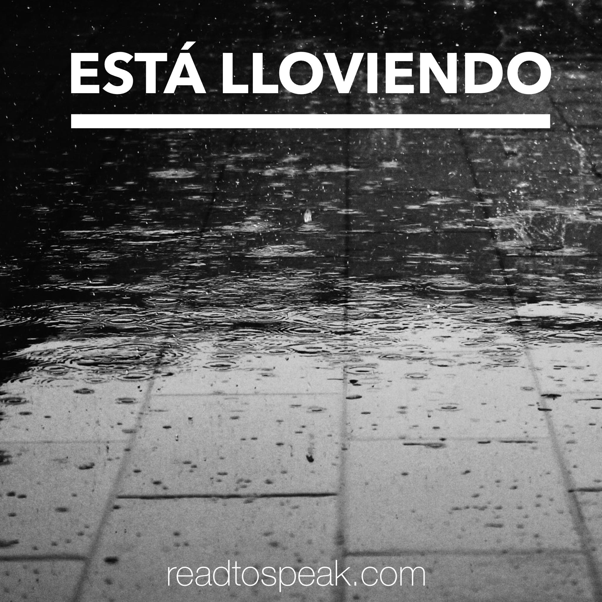 está lloviendo.PNG