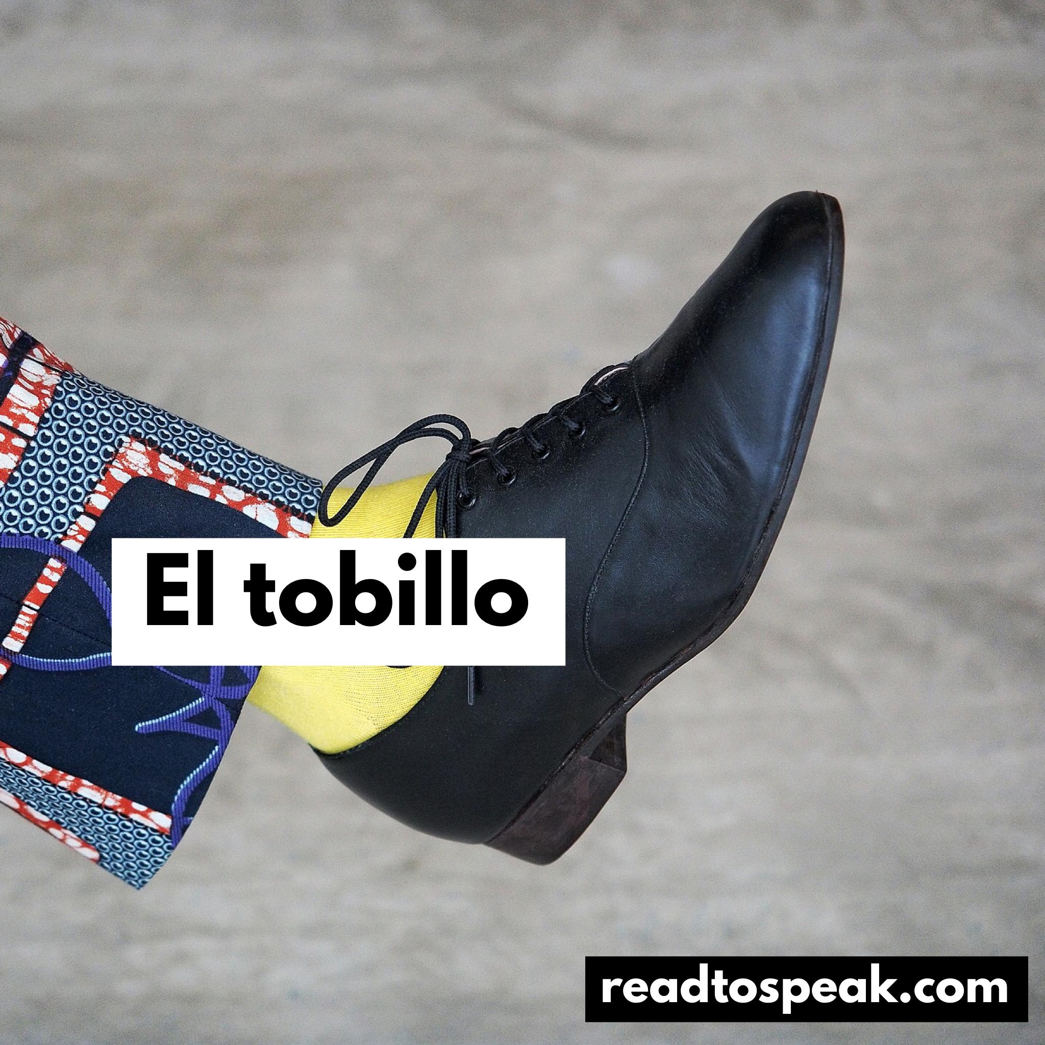 Read to Speak Spanish - el tobillo.PNG