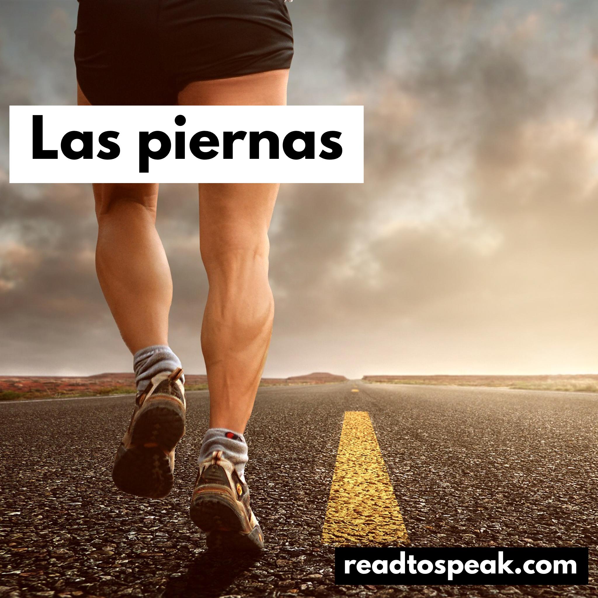 Read to Speak Spanish - las piernas.PNG